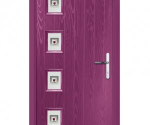 tahoe purple door