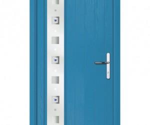 tahoe blue door