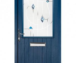 mail slot door