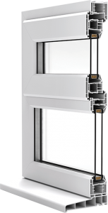 upvc windows dk elite 63 system