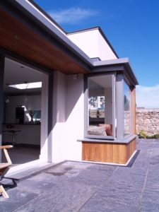 aluclad window and sliding door