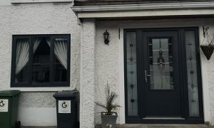 composite door and pvc windows drimnagh