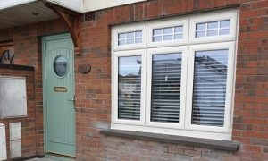 composite door and pvc windows swords